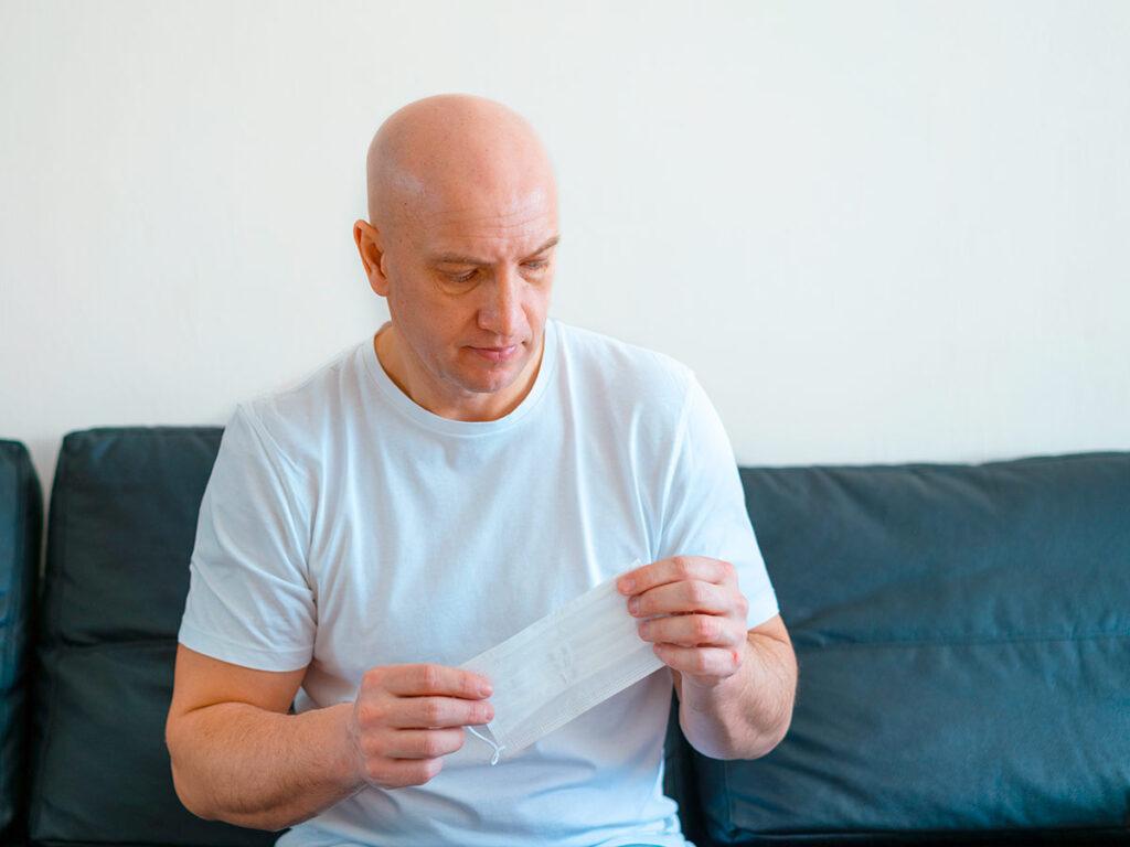 La relación entre el Covid-19 y la alopecia androgénica